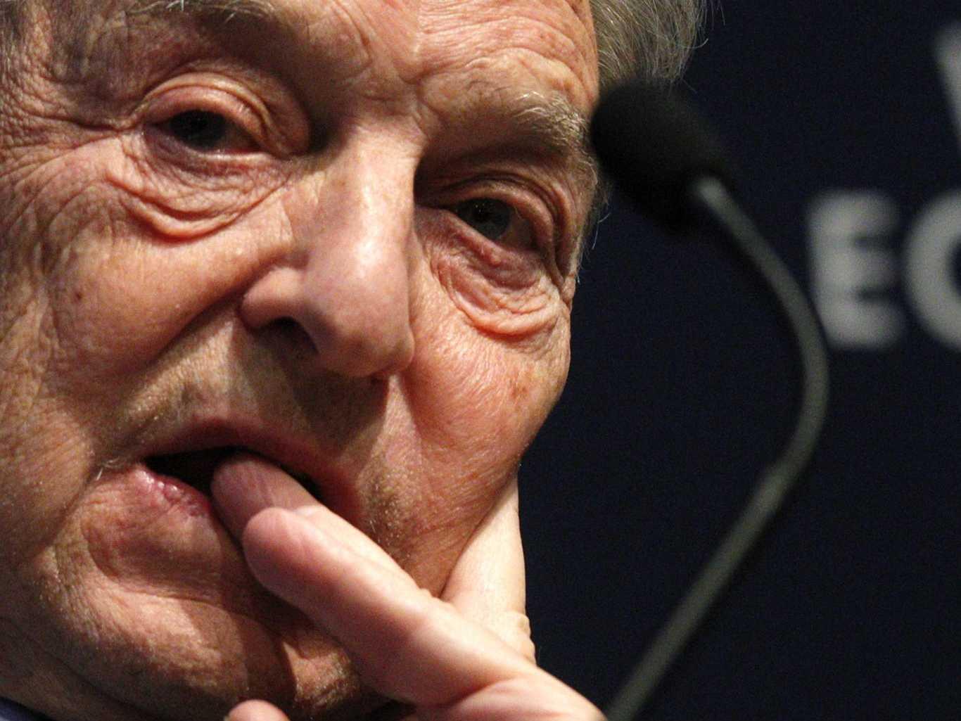 Soros-again