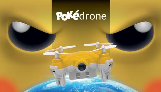 PokeDrone