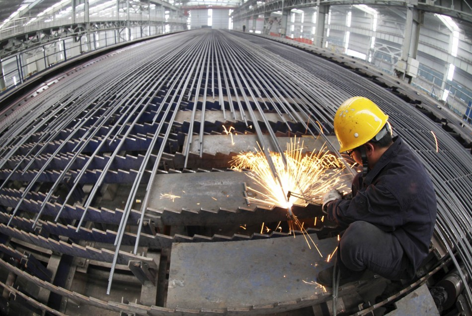 china-industrial-output