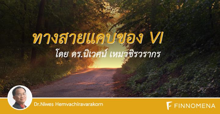 ทางสายแคบ VI