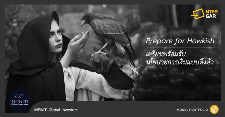 Prepare for Hawkish เตรียมพร้อมรับนโยบายการเงินแบบตึงตัว