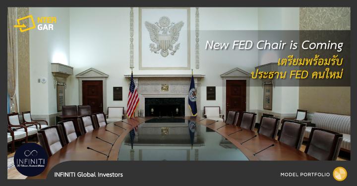 New FED Chair is Coming เตรียมพร้อมรับประธาน FED คนใหม่