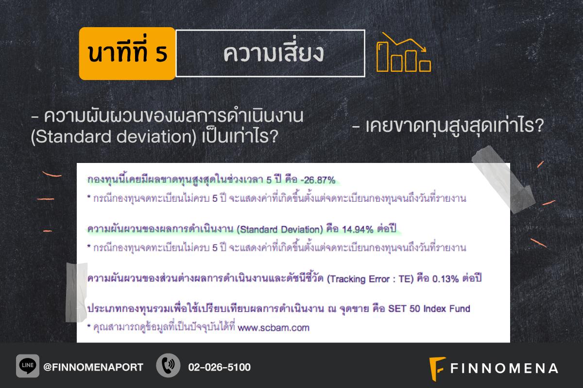 อ่าน Fund Fact Sheet ยังไง ให้เข้าใจกองทุนภายใน 5 นาที?