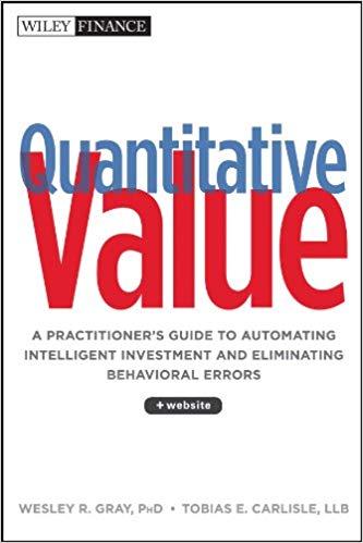 ค้นหาหุ้นคุณค่า ด้วยวิธีคัดกรองแบบ Quantitative Value
