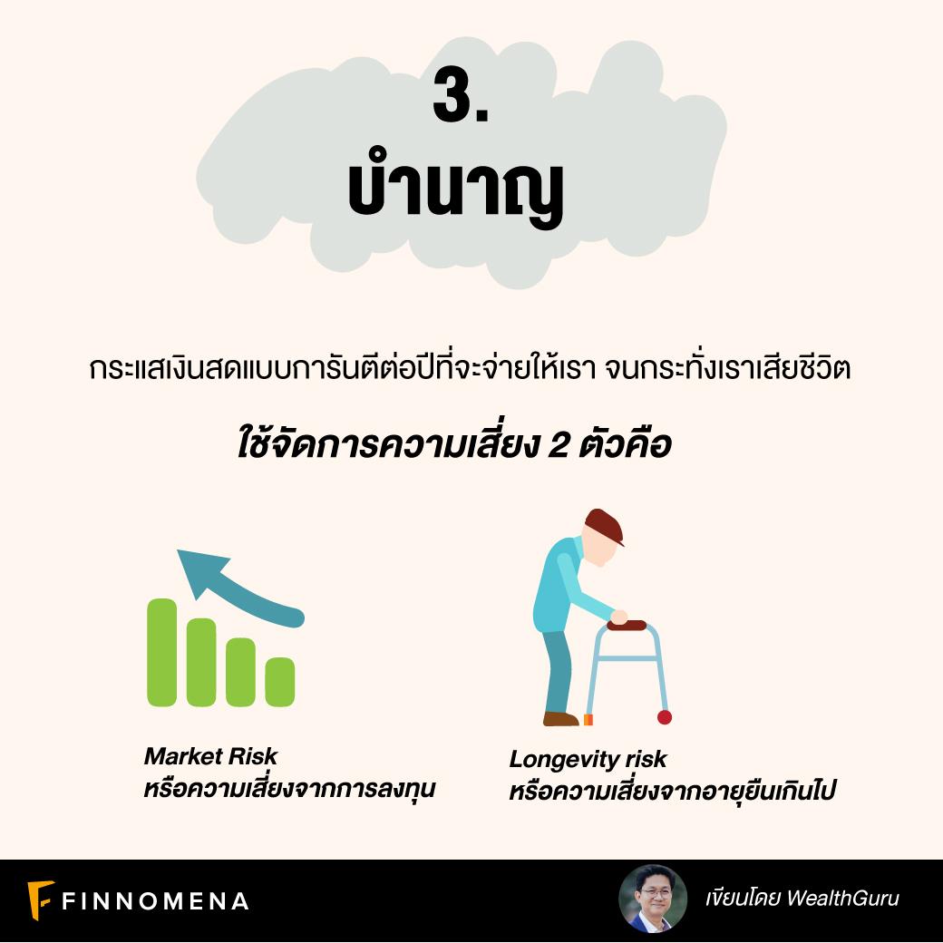 4 เสาหลักของแผนการเกษียณสำหรับมนุษย์เงินเดือน