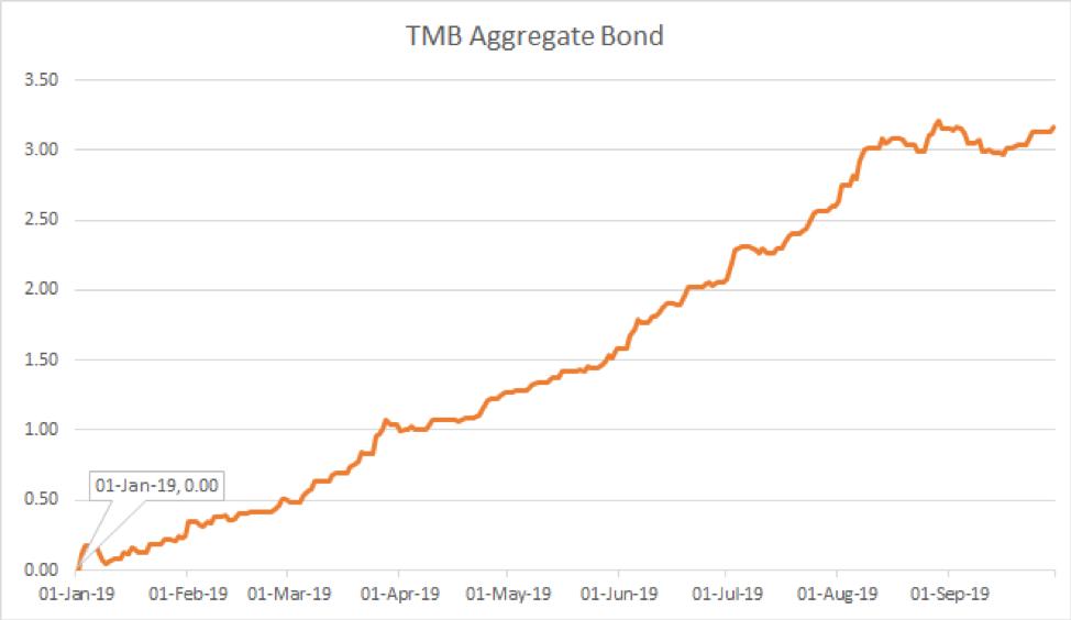 Review พอร์ตลงทุน Global Aggressive Hybrid ประจำ 9 เดือน ปี 2562