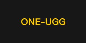 ONE-UGG