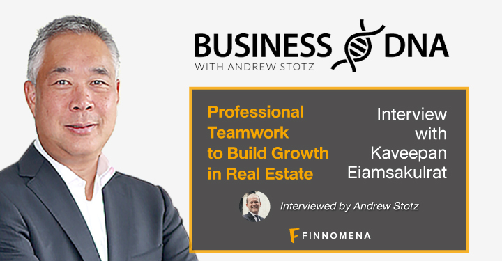 Business DNA: Professional Teamwork to Build Growth in Real Estate