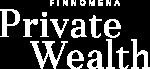 Private Wealth Logo White