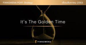 FINNOMENA PORT Strategy เดือนสิงหาคม 2020 : It's The Golden Time