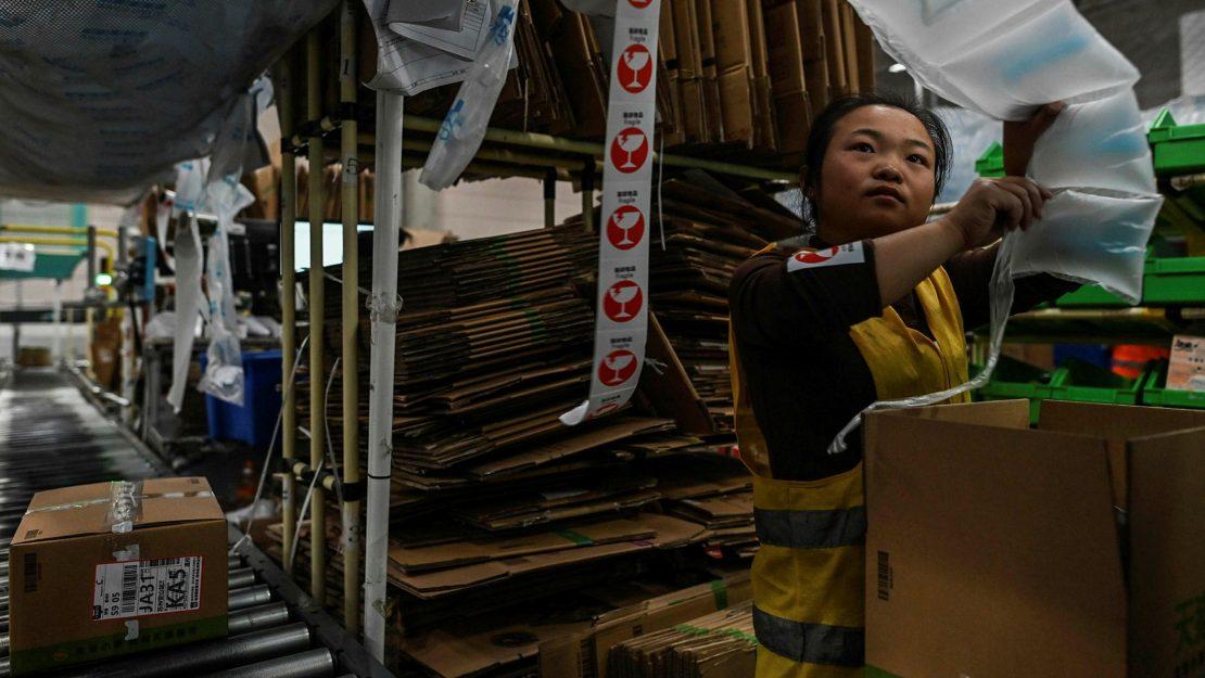 จีนเสนอกฎต่อต้านการผูกขาดก่อนการช้อปวันคนโสดออกตัว