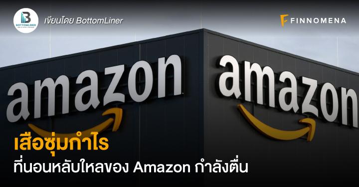 เสือซุ่มกำไรที่นอนหลับใหลของ Amazon กำลังตื่น