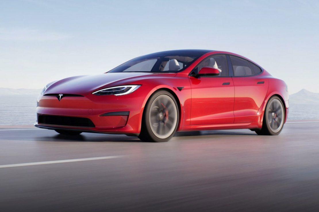"""Tesla ชี้ระบบขับเคลื่อน """"Plaid"""" สามารถเร่งความเร็วได้เร็วที่สุดในโลก"""