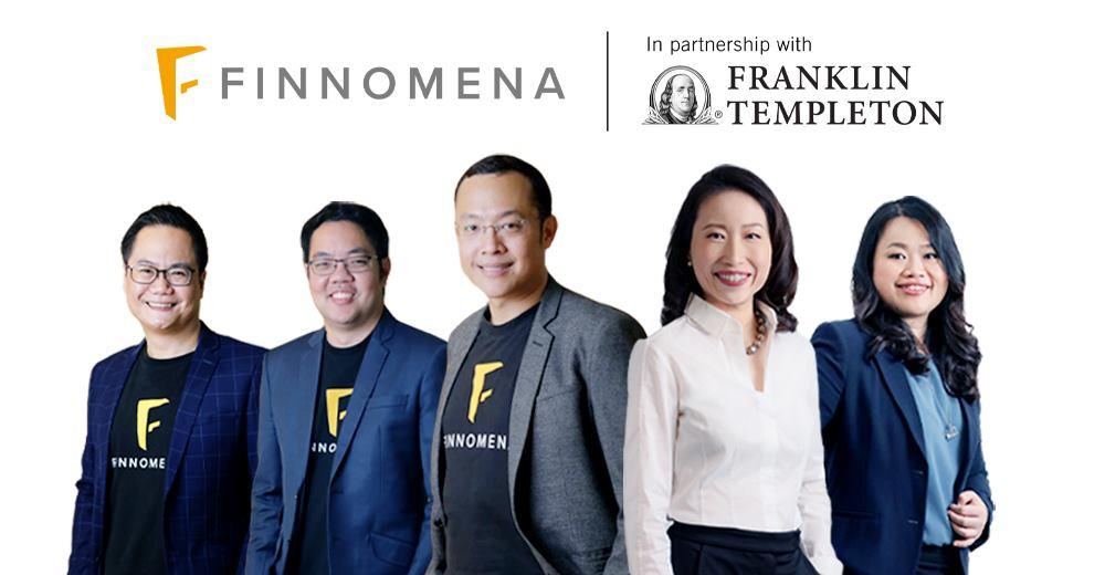 ข่าวประชาสัมพันธ์: FINNOMENA จับมือ Franklin Templeton องค์กรการบริหารจัดการการลงทุนระดับโลก ยกระดับดิจิทัลโซลูชั่นด้านการจัดพอร์ตกองทุนรวม พร้อมเผยมุมมองความรู้ การลงทุนระดับโลกให้นักลงทุนไทย