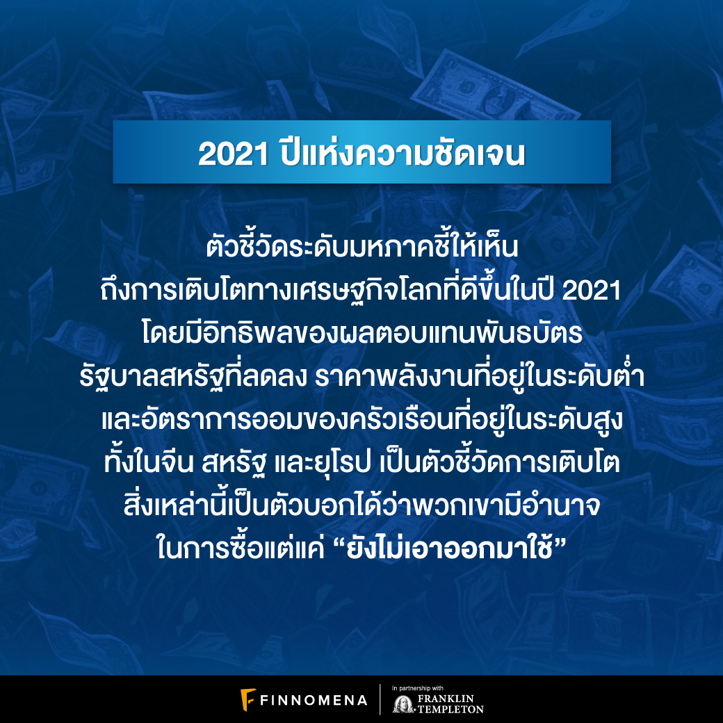2021 ปีแห่งความชัดเจน
