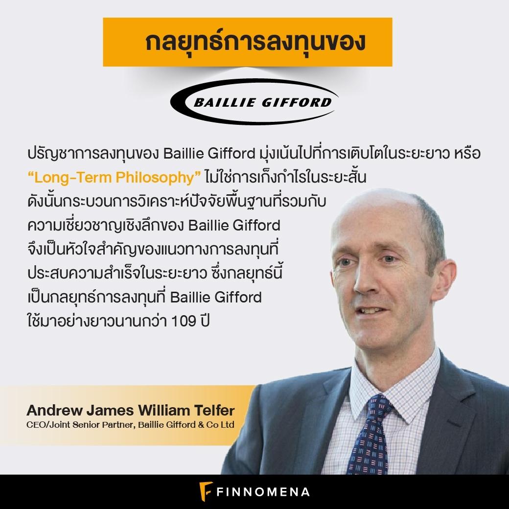 เปิดบ้าน Baillie Gifford มีกองทุนไทยไหนบ้างที่ลงทุนใน Baillie Gifford